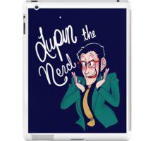 Lupin the Nerd iPad Case/Skin