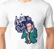 Lupin the Nerd Unisex T-Shirt