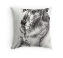 'Untitled' Throw Pillow
