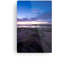Point Lonsdale Pier at Dawn Metal Print
