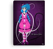 The Spirit of Lolita Canvas Print