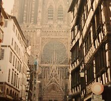 Cathedral Mass by JRobinWhitley
