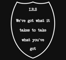 The US Internal Revenue Service (IRS) by Leo Hill