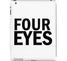 Glee: Four Eyes iPad Case/Skin