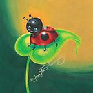 Lindsey Ladybug by AngelArtiste