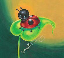 Lindsey Ladybug by AngelArtiste