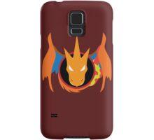 Mega Charizard Y Icon Samsung Galaxy Case/Skin