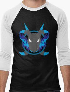 Mega Charizard X Icon Men's Baseball ¾ T-Shirt