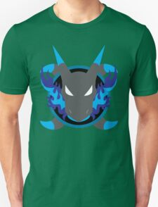 Mega Charizard X Icon Unisex T-Shirt