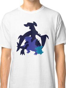 Gible Gabite Garchomp Classic T-Shirt