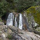 Small Waterfall by oiseau