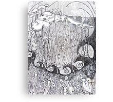 Talus the Architect Canvas Print