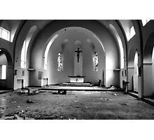 Chapel Photographic Print