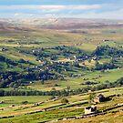 Upper Swaledale, Yorkshire Dales by Steve Arkleton