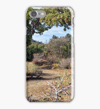 Desert Garden Trail iPhone Case/Skin