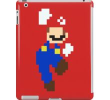 Mario pixel iPad Case/Skin