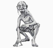 Gollum by Vhitostore