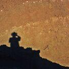 Shadow Portrait by Patrick Czaplewski
