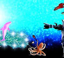 Underwater photo shoot by CheyenneLeslie Hurst