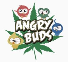 Angry Buds Kids Clothes