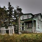 Haunted House On The Prairie by Kevin  Kroeker