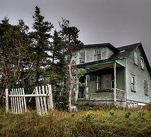 Haunted House On The Prairie by Kevin  Kroeker
