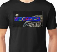 Sega CD Logo Shirt Unisex T-Shirt