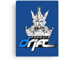 "Transformers ""Drift"" Canvas Print"