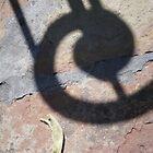 Garden Shadow by Rebekah  McLeod