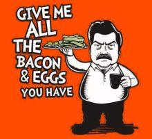 Bacon & Eggs Kids Clothes