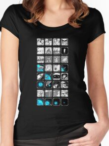 Space Oddi-Tee Women's Fitted Scoop T-Shirt