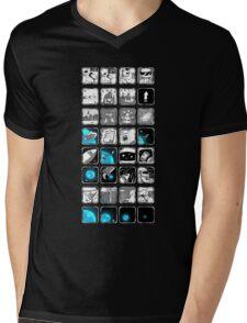 Space Oddi-Tee Mens V-Neck T-Shirt