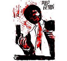Pulp Fiction 2 Photographic Print