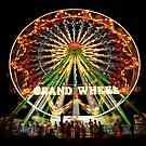 Grand Wheel by Ben Pacificar