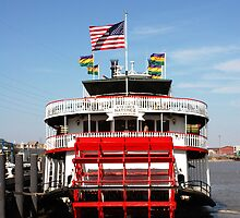 Steam Boat, New Orleans, February 2007 by EmilieWood