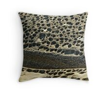 Suburb-by-the-Sea Throw Pillow
