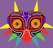Majora's Mask Vector by bionui123