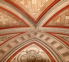 Italian Chapel Ceiling Decoration by kalaryder