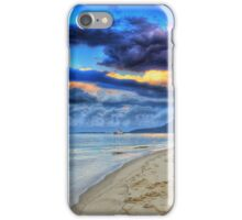Halifax Sunset iPhone Case/Skin