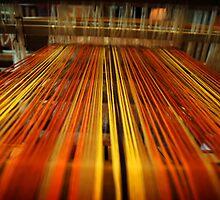 Spinning Machine by Amanda Jordan