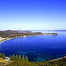 Shoal Bay, Port Stephens by Centralian Images