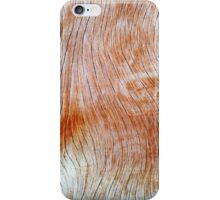 wooden structure  iPhone Case/Skin