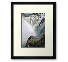 Shoshone Falls, Idaho (2) Framed Print