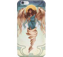 goddess korra iPhone Case/Skin