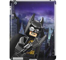 Lego Batman is there! iPad Case/Skin