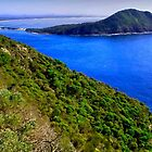 Port Stephens Heads by Centralian Images