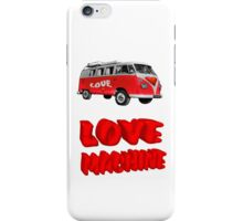 Love Machine  iPhone Case/Skin