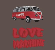 Love Machine  One Piece - Short Sleeve