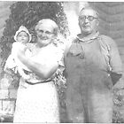 MY GRANDPARENTS and ME by gypsykatz