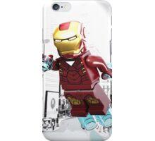Lego Iron Man iPhone Case/Skin